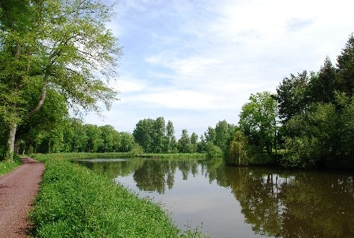 Canal,Oust Domaine du Ro